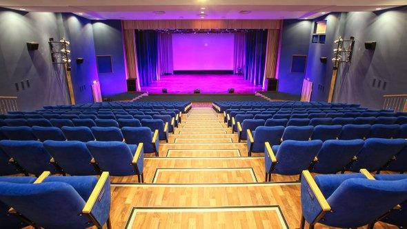 Театрально-концертный зал на500 человек