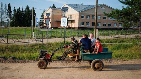 Село Большая Коча / Фото: Иван Козлов